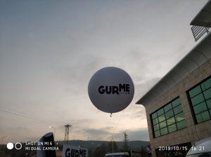zeplin balon